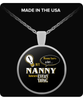 Nanny Knows More Necklace - Nanny Necklace - TeeAmazing - 2