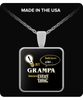 Grampa Knows More Necklace - Grampa Necklace - TeeAmazing
