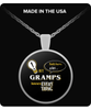 Gramps Knows More Necklace - Gramps Necklace - TeeAmazing - 1
