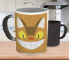 Catbus Color Changing Mug - Totoro Mug - TeeAmazing - 2