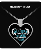 My Grandpa Was So Amazing Necklaces & Pendants - Grandpa Necklaces - TeeAmazing