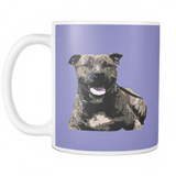 Staffordshire Bull Terrier Dog Mugs & Coffee Cups - Staffordshire Bull Terrier Coffee Mugs - TeeAmazing - 8