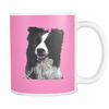 Border Collie Dog Mugs & Coffee Cups - Border Collie Coffee Mugs - TeeAmazing