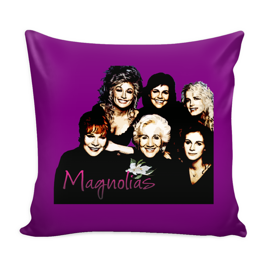 Steel Magnolias Characters Pillow Cover - Steel Magnolias Accessories - TeeAmazing