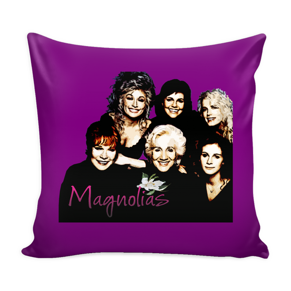 Steel Magnolias Characters Pillow Cover - Steel Magnolias Accessories - TeeAmazing - 4