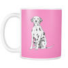 Dalmatian Dog Mugs & Coffee Cups - Dalmatian Coffee Mugs - TeeAmazing - 8