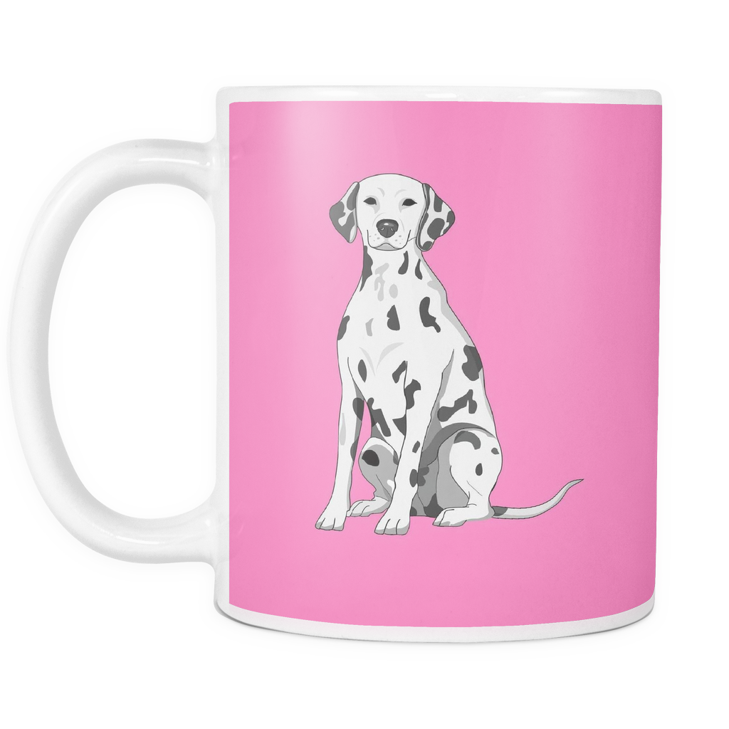 Dalmatian Dog Mugs & Coffee Cups - Dalmatian Coffee Mugs - TeeAmazing