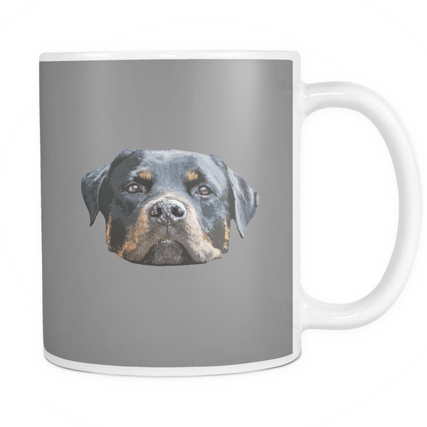 Rottweiler Dog Mugs & Coffee Cups - Rottweiler Coffee Mugs - TeeAmazing - 3