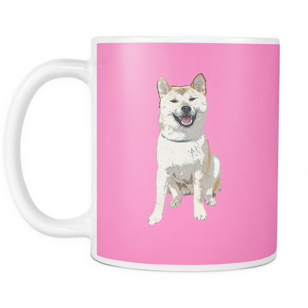 Akita Dog Mugs & Coffee Cups - Akita Coffee Mugs - TeeAmazing - 8