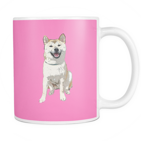 Akita Dog Mugs & Coffee Cups - Akita Coffee Mugs - TeeAmazing - 7