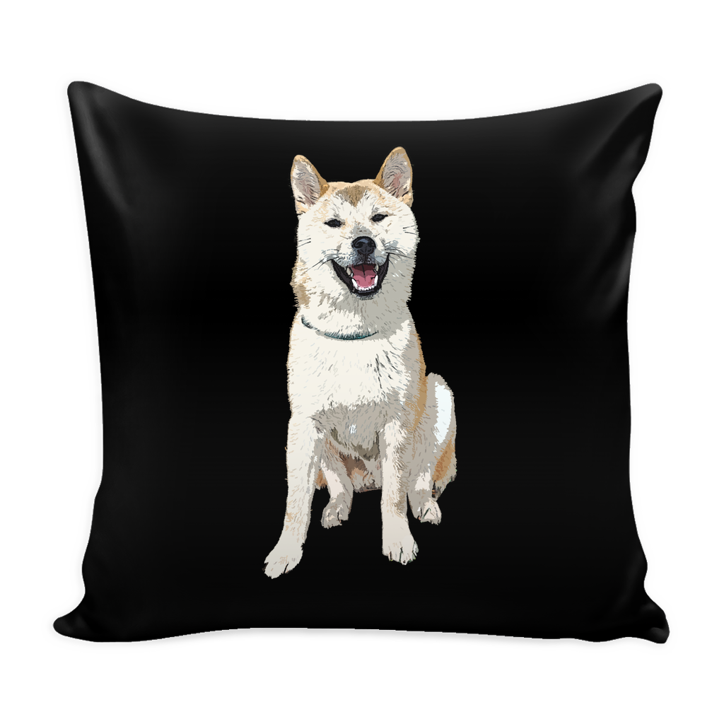 Akita Dog Pillow Cover - Akita Accessories - TeeAmazing