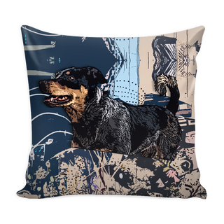 Australian Cattle Dog Pillow Cover - Australian Cattle Accessories - TeeAmazing
