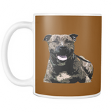 Staffordshire Bull Terrier Dog Mugs & Coffee Cups - Staffordshire Bull Terrier Coffee Mugs - TeeAmazing - 4