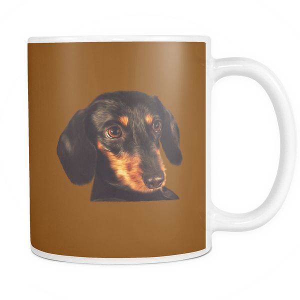 Dachshund Dog Mugs & Coffee Cups - Dachshund Coffee Mugs - TeeAmazing - 5