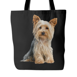 Yorkshire Terrier Dog Tote Bags - Yorkshire Terrier Bags - TeeAmazing