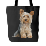 Yorkshire Terrier Dog Tote Bags - Yorkshire Terrier Bags - TeeAmazing - 1