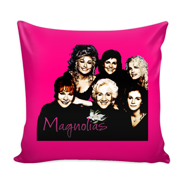 Steel Magnolias Characters Pillow Cover - Steel Magnolias Accessories - TeeAmazing - 2