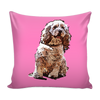 American Cocker Spaniel Dog Pillow Cover - American Cocker Spaniel Accessories - TeeAmazing - 4