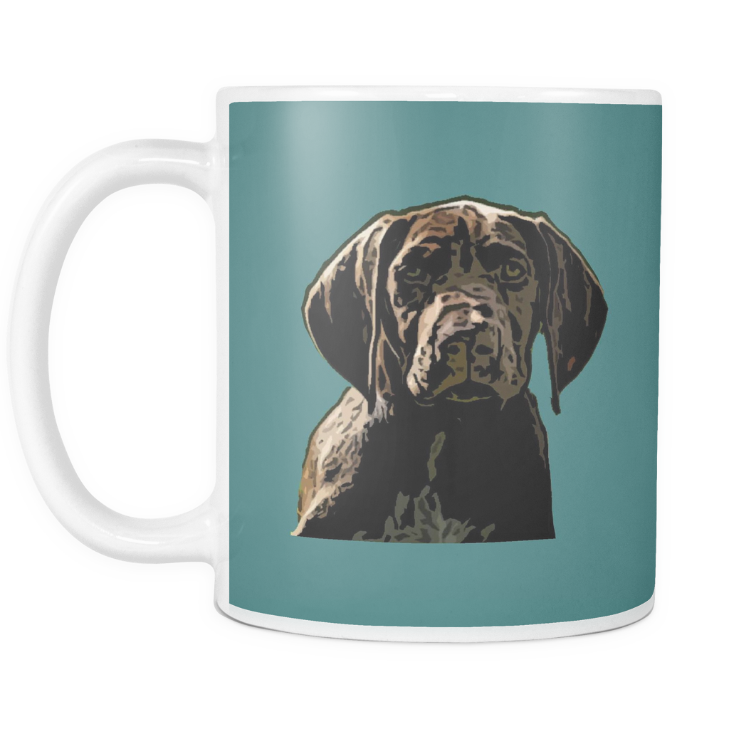 German Shorthaired Pointer Dog Mugs & Coffee Cups - German Shorthaired Pointer Coffee Mugs - TeeAmazing