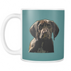 German Shorthaired Pointer Dog Mugs & Coffee Cups - German Shorthaired Pointer Coffee Mugs - TeeAmazing - 6