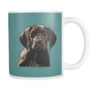 German Shorthaired Pointer Dog Mugs & Coffee Cups - German Shorthaired Pointer Coffee Mugs - TeeAmazing - 5