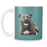 Staffordshire Bull Terrier Dog Mugs & Coffee Cups - Staffordshire Bull Terrier Coffee Mugs - TeeAmazing - 6