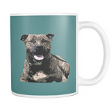 Staffordshire Bull Terrier Dog Mugs & Coffee Cups - Staffordshire Bull Terrier Coffee Mugs - TeeAmazing - 5