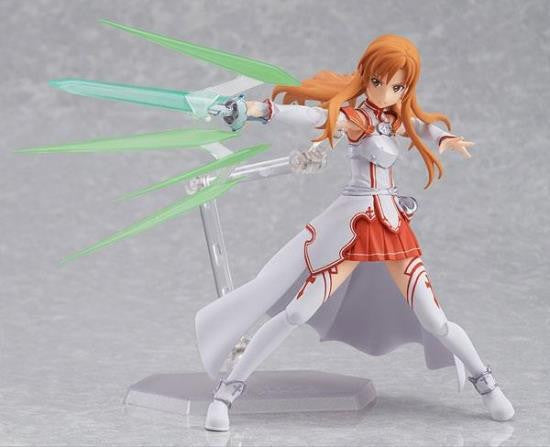 Sword Art Online Yuuki Asuna Action Figure Accessories - Sword Art Online Gifts - TeeAmazing