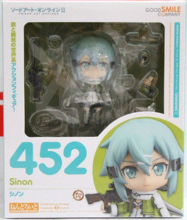 Sword Art Online Sinon Action Figure Accessories - Sword Art Online Gifts 241873-452with-retailed-box