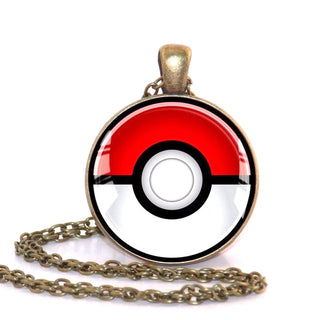 Pokemon Necklaces & Pendants - Pokemon Necklaces - TeeAmazing