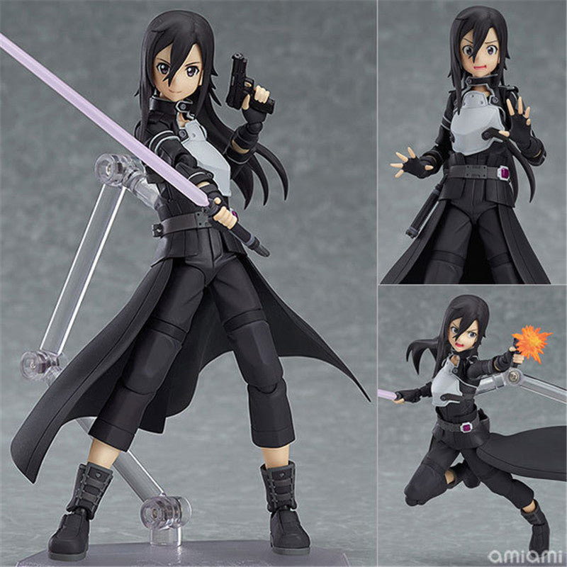 Sword Art Online Kirito GGO Action Figure Accessories - Sword Art Online Gifts - TeeAmazing