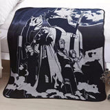 Naruto Soft Coral Fleece Bedding Blanket Accessories - Naruto Gifts - TeeAmazing