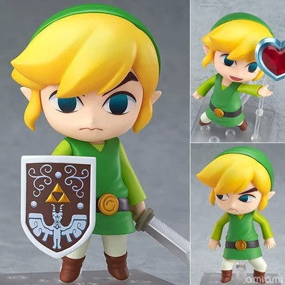 The Legend of Zelda Link Figure Toys Accessories - Zelda Gifts - TeeAmazing - 1