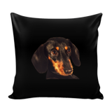 Dachshund Dog Pillow Cover - Dachshund Accessories - TeeAmazing