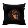 Dachshund Dog Pillow Cover - Dachshund Accessories - TeeAmazing - 2