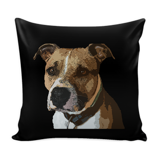 American Staffordshire Terrier Dog Pillow Cover - American Staffordshire Terrier Accessories - TeeAmazing