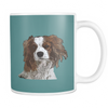 Cavalier King Charles Spaniel Dog Mugs & Coffee Cups - Cavalier King Charles Spaniel Coffee Mugs - TeeAmazing - 5