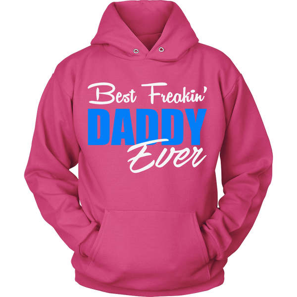 Best Freakin' DADDY Ever T Shirts, Tees & Hoodies - Dad Shirts - TeeAmazing - 8