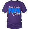 Best Freakin' PAPA Ever T Shirts, Tees & Hoodies - Grandpa Shirts - TeeAmazing - 2
