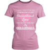 Uncondition Love Grandma T-Shirt - Grandma Shirt - TeeAmazing - 11