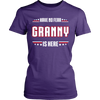 Have No Fear Granny Is Here T-Shirt - Granny Shirt - TeeAmazing - 10