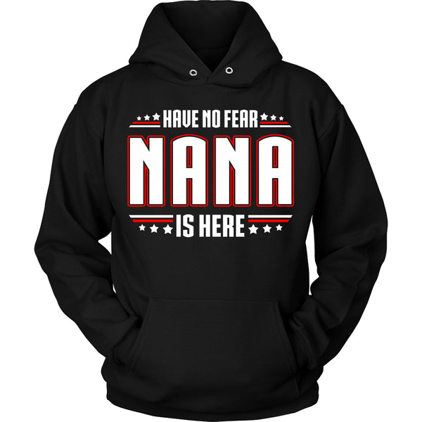 Have No Fear Nana Is Here T-Shirt - Nana Shirt - TeeAmazing - 7