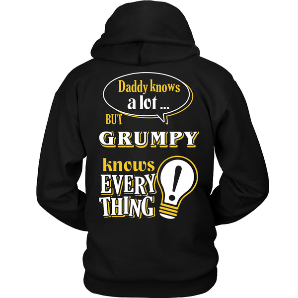 Grumpy Knows More T-Shirt -  Grumpy Shirt - TeeAmazing - 1