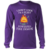 Calcifer T Shirts, Tees & Hoodies -  Howl's Moving Castle Shirts - TeeAmazing - 6
