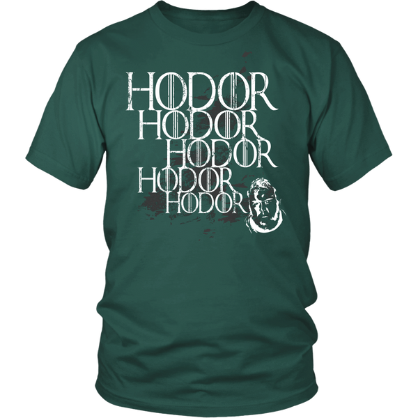 White Hodor T Shirts, Tees & Hoodies - Game of Thrones Shirts - TeeAmazing - 4