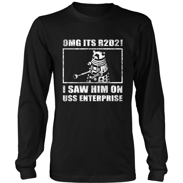 Doctor Who I Saw Him... T-Shirt - Doctor Who Shirt - TeeAmazing