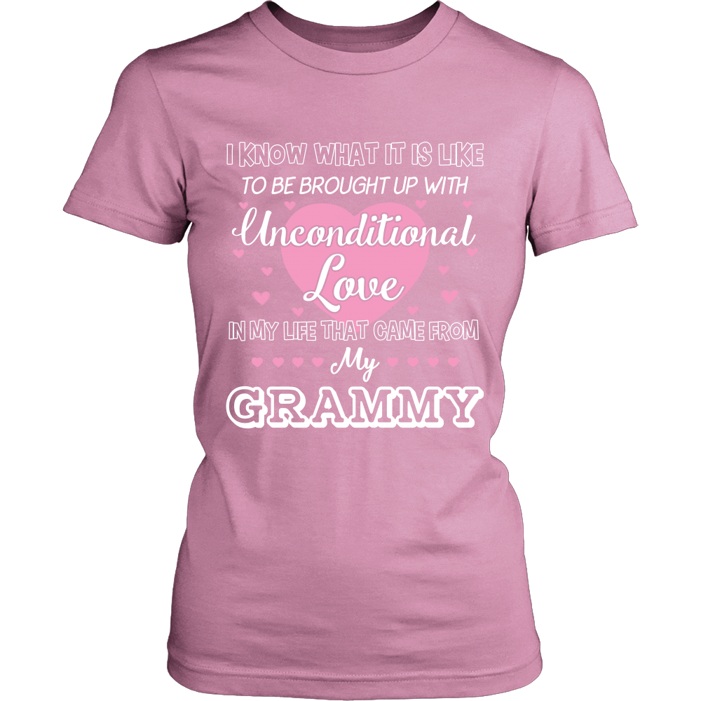 Uncondition Love Grammy T-Shirt - Grammy Shirt - TeeAmazing