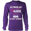 MiMi is The Way Cooler Nurse T-Shirt - MiMi Shirt - TeeAmazing - 6