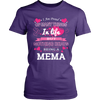 Nothing Beats Being a Mema T-Shirt - Mema Shirt - TeeAmazing - 10