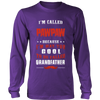 Pawpaw Way Too Cool Grandfather T-Shirt - Pawpaw Shirt - TeeAmazing - 6